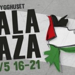 Gala för Gaza i Borås