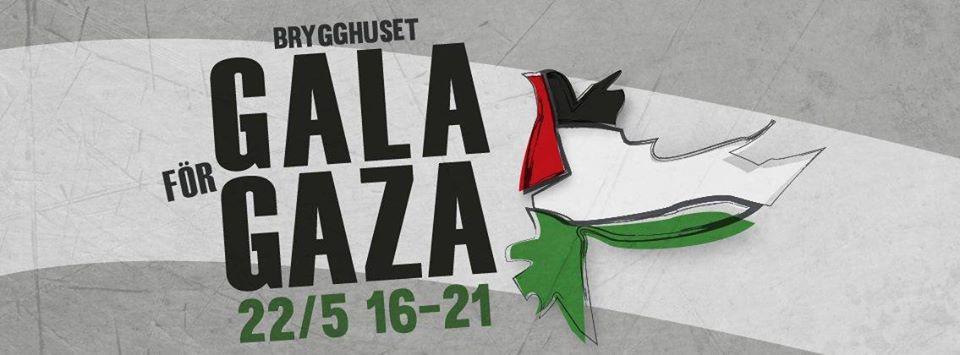 Gala för Gaza