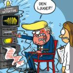 Donalds lögntest