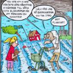 En klimathjältes sista ord