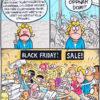 Black Friday – lyckans högtid