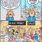 Black Friday - lyckans högtid