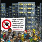 Bisarr bostadspolitik