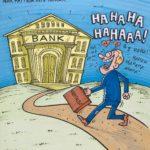 De skrattar hela vägen till banken