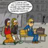 Snyltande tiggare