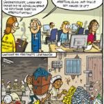Laglös arbetsmarknad