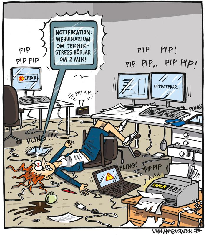 Du har väl inte glömt att uppdatera ditt operativsystem?